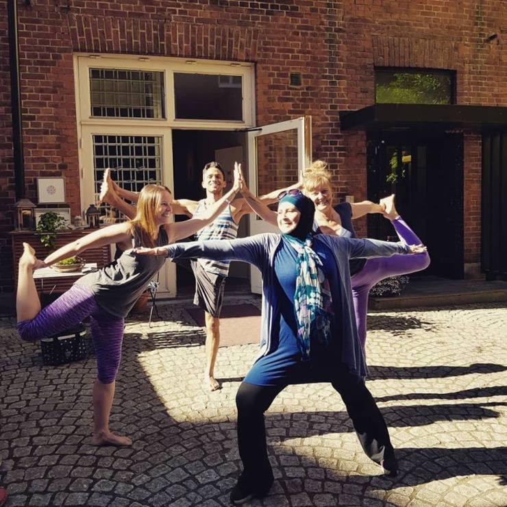 yoga för alla 1